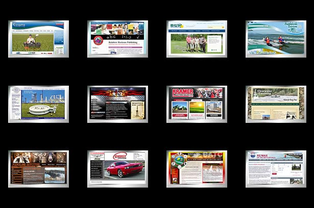 View our website design portfolio.